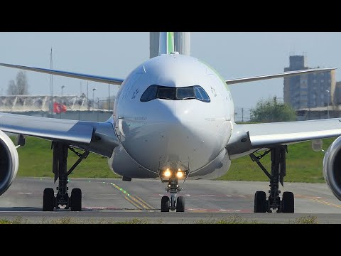 AIRBUS A330neo And More | Landings and Departures