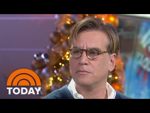Aaron Sorkin Slams Press For Publishing Sony Emails | TODAY