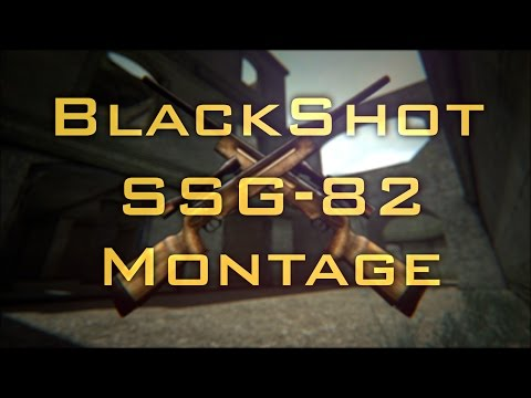 BlackShot SSG-82 Montage By EventSniper