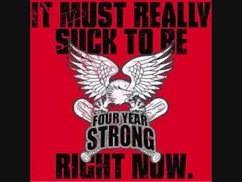 Four Year Strong - It Must Really Suck To Be Four Year Strong Right Now Breakdown