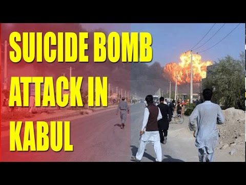 24 Killed In Suicide Bomb Attack In Kabul