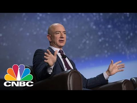 Jeff Bezos Is Building A Rocket   CNBC