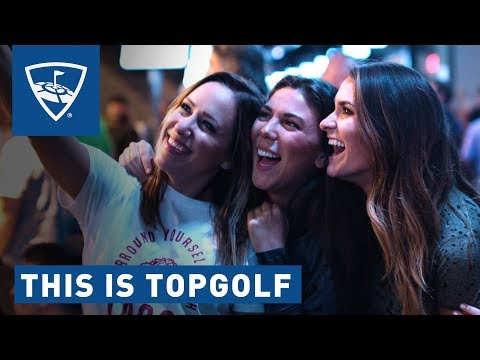 This is Topgolf | Topgolf