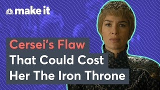 Why Cersei Lannister's Leadership Flaw Could Cost Her The Iron Throne