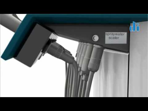 DSA2500 Dental Stand Alone Equipment