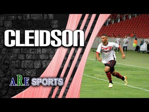 Produzimos DVD para Jogadores de Futebol Melhores Momentos do lateral esquerdo Cleidson jogando pelo Oeste.