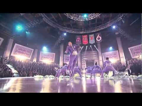 Quest Crew - Party Rock - (D-Trix cries) on ABDC Season 6 Finale before 2011 MTV Movie Awards