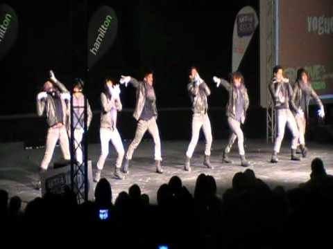 Vogue Dance Crew Groove NZ 2010