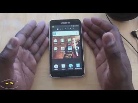 Samsung Galaxy Player 5 Video clips