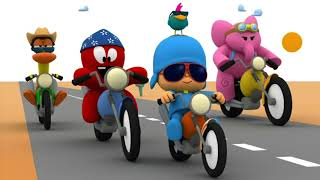 Pocoyo - needle and suture