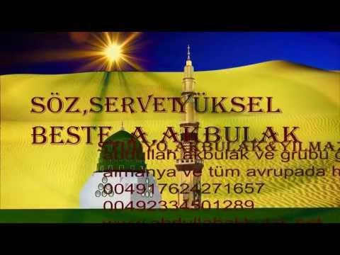 ABDULLAH AKBULAK GÖZYASIM AKAR HD 2013 klip