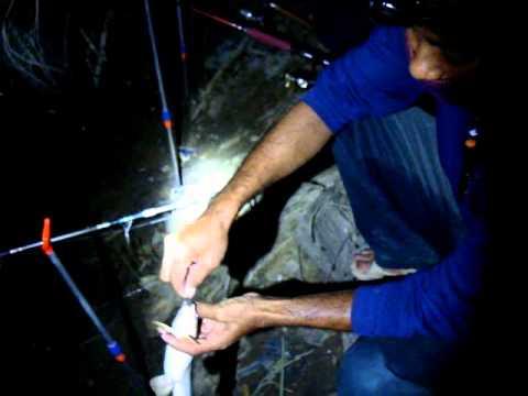 ตกปลากับ โจ้ เจ้าพระยา ตอน ตกปลาอุก ในคืนส่งท้ายปีเก่า 2553 ต้อนรับปีใหม่ 2554