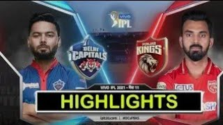 M11: DC vs PBKS – Match Highlights