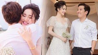 LẦN ĐẦU tiên loạt ảnh đính hôn của Trường Giang và Nhã Phương được hé lộ!