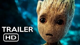 Guardians of the Galaxy Vol. 2 Official Trailer (2017) Chris Pratt Sci-Fi Action Movie HD