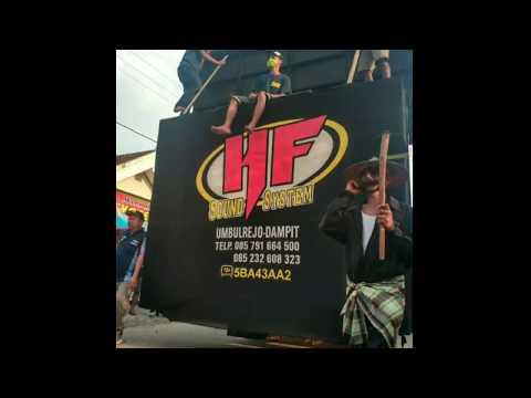 DJ AKU SUGES karnafal binangun blitar bersama AUDIO HF SOUND SISTEM