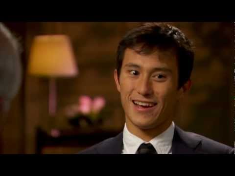 Peter Mansbridge sits down with Canadian figure skating champion Patrick Chan.