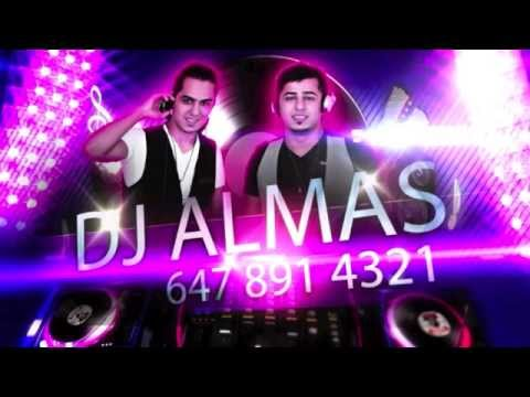 Dj Almas- MegaMix 2014 Mast Afghan Dance Party Mix