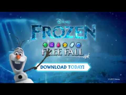 Frozen Free Fall APK Cover