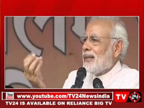 modi commented on nitish kumar in rally at patna