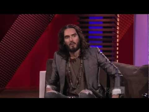 Rove LA 2x01 Russell Brand, Adam Lambert and Kristen Schaal 1/5