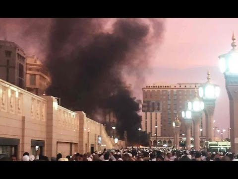 Saudi Arabia Attacked By ISIS