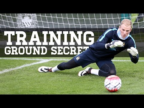 Joe Hart's Training Ground Secrets