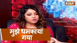 Video | Tanushree Dutta to IndiaTV: 'I was harassed, terrorized for years for raising my voice'