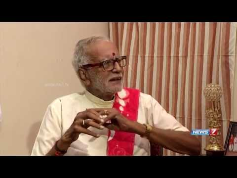 "Meet Film News Anandan, a walking ""History of Tamil cinema"" 