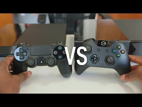 Sony PS4 vs XBox One Impressions!
