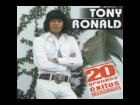 Tony Ronald - Dejare La Llave En Mi Puerta