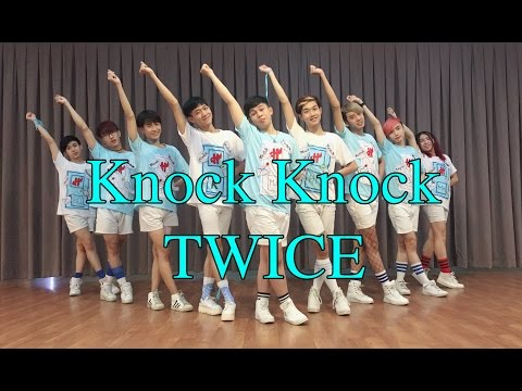 download lagu TWICE - KNOCK KNOCK Dance Cover By Heave gratis