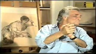 Peter Falk Interview Pebble Mill BBC Television Approx 1993