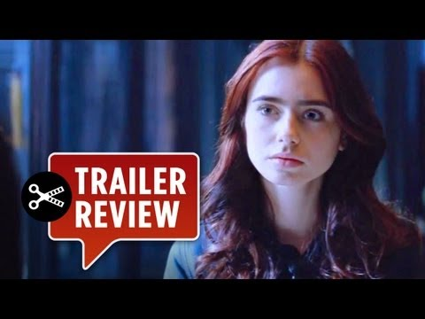 Instant Trailer Review - The Mortal Instruments: City of Bones (2013) - Lily Collins Movie HD
