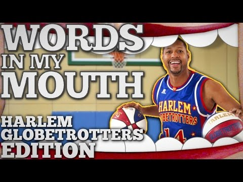 Bad British Commentary: Harlem Globetrotters