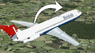 Pilot Sucked Out In Flight | British Blowout | British Airways Flight 5390 | 4K