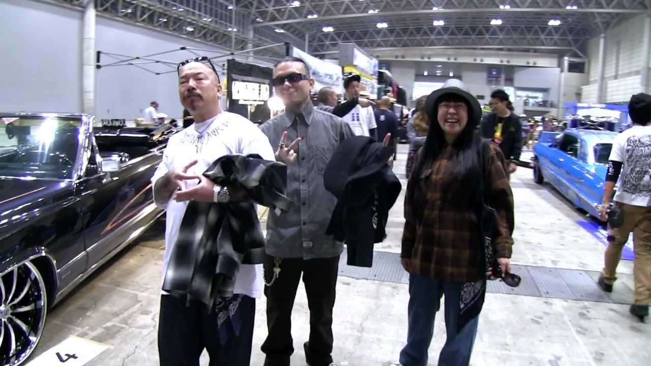 Tokyo Lowrider Show 2011 - YouTube