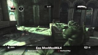 Ess MooMooMiLK vs Ess Garyy 1v1 Mercy (EPIC)