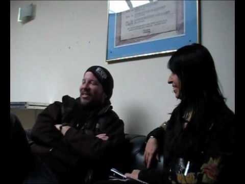 Lamb of God - General Interview Part 1