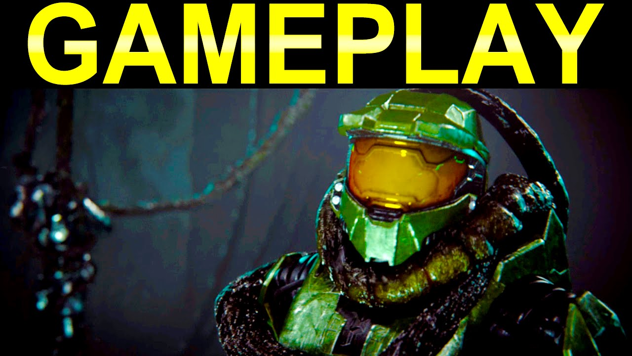 Halo 2 Anniversary Gravemind Comparison Halo 2 Anniversary Gameplay