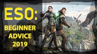ESO Beginner Tips for new players and WoW refugees (2019)