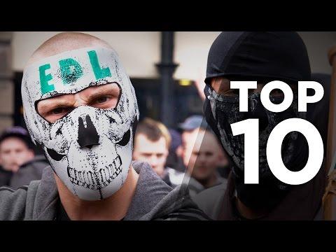 Top 10 Most Dangerous Football Fans!