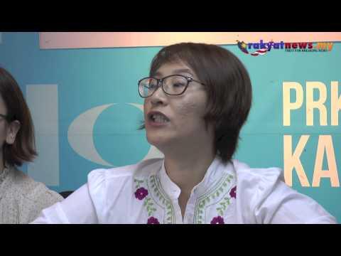 Isu MoU : Elizabeth Wong Sanggah Khalid - Anwar Bertelagah