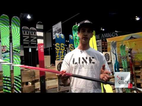 2014 Line Skis Blend. Chronic. Future Spin. And Mastermind Freestyle Ski Reviews