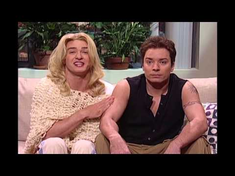 Justin Timberlake and Jimmy Fallon - Hold on