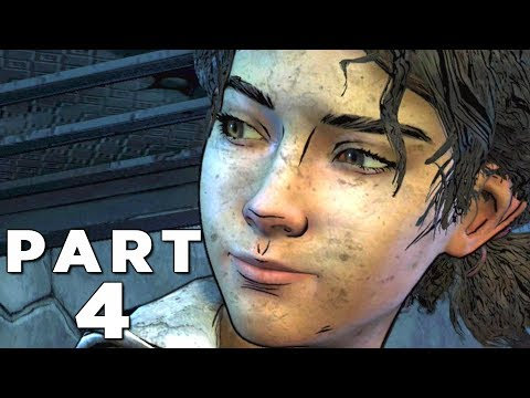THE WALKING DEAD THE FINAL SEASON Walkthrough Gameplay Part 4 - THIEF (Season 4 Episode 1)