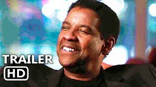 "THE EQUALIZER 2 ""NBA Finals"" Trailer (NEW 2018) Denzel Washington, Action Movie HD"