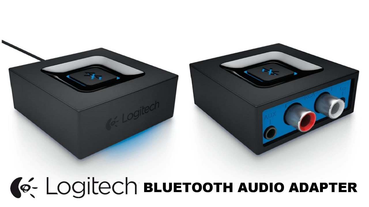 logitech bluetooth audio adapter review tutorial youtube. Black Bedroom Furniture Sets. Home Design Ideas