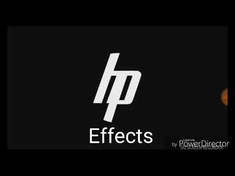HP Logo Effects