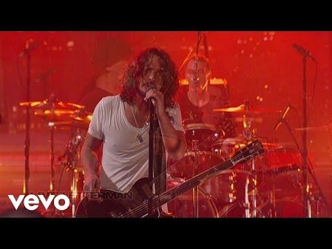 Soundgarden - Taree (Live @ Letterman, 2012)